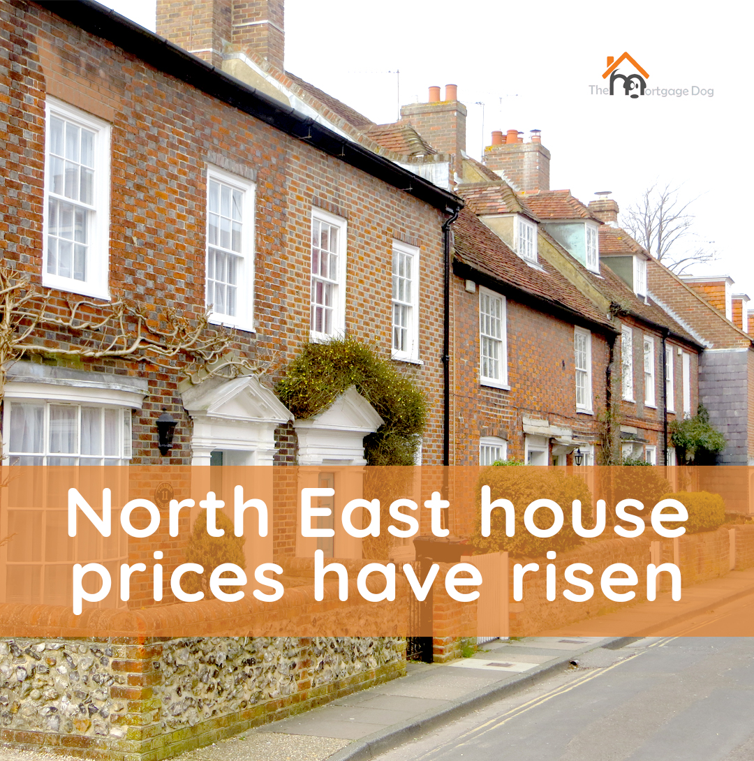 House prices increase in the North East, says report