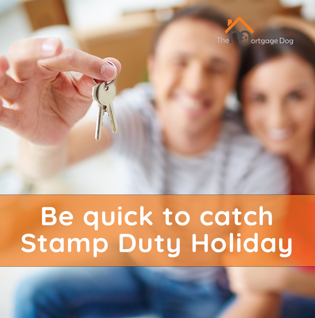 Be quick to take advantage of Stamp Duty holiday