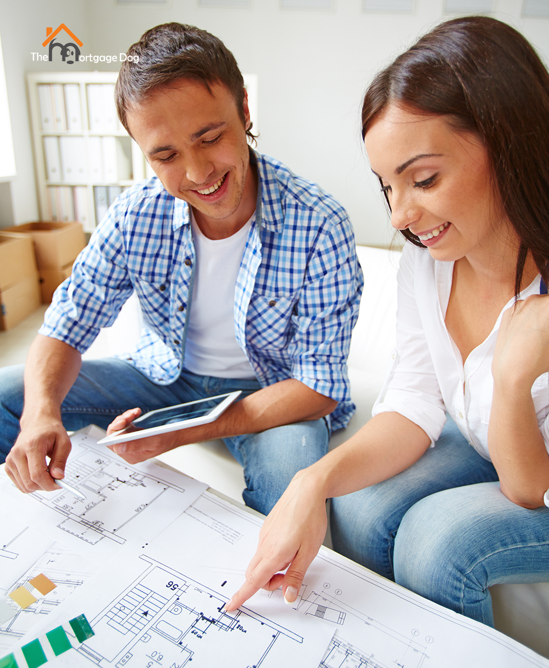 Mortgages and new-build homes