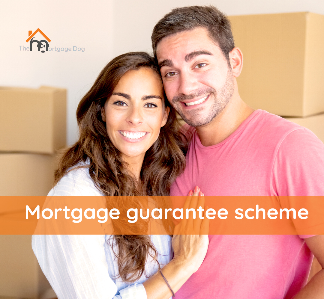 What is the 95% LTV mortgage guarantee scheme?